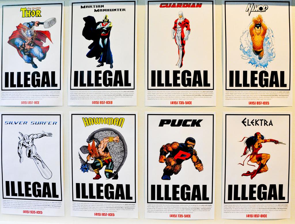 superhero logo list