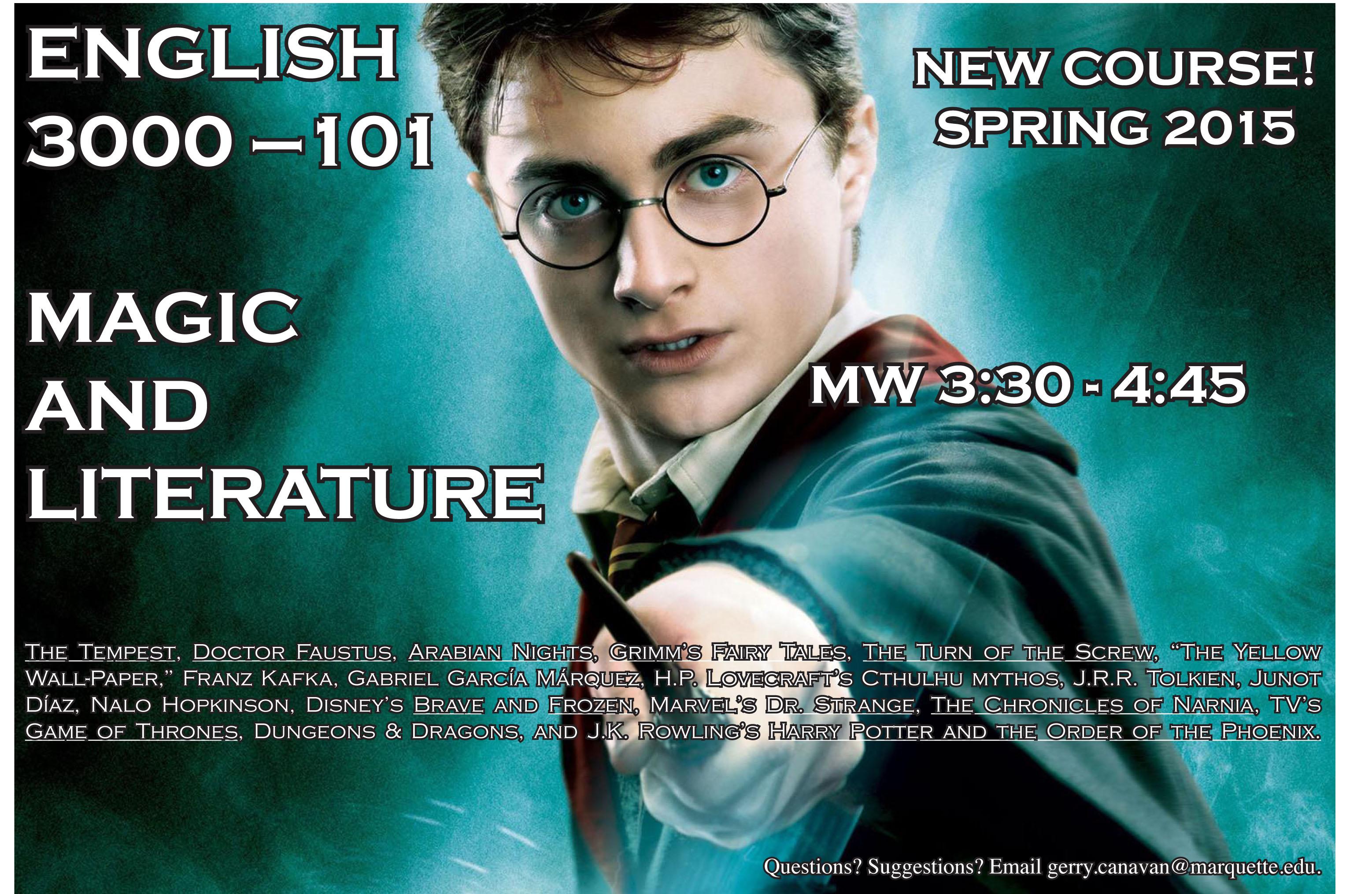 magicandliterature