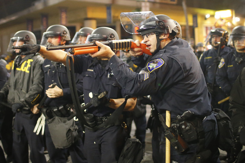 """Demonstrations Over Recent Grand Jury Decisions In Police-Involved Deaths Continue"""